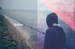 Vintage - Photo Template Product Image 2