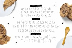 Web Font Little Twig Monoline Product Image 3