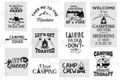Camping SVG Bundle. Product Image 4