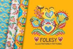 FOLKSY | graphics set Product Image 1