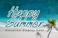 Happy Summer Product Image 1