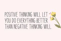 Positive Attitude Product Image 4