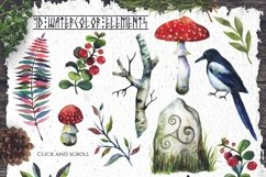 Pagan Forest Watercolor Kit Product Image 2