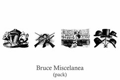 Bruce Miscelania (pack) Product Image 4