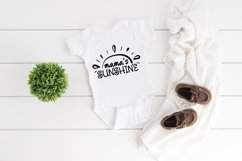 Baby SVG Bundle, Baby Onesie Funny Quote SVG cut files Product Image 4