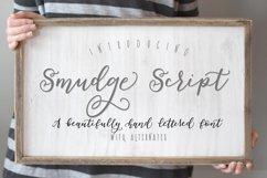 Smudge Script Product Image 1