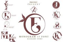 MONOGRAM Product Image 1
