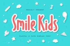 Smile Kids - Playful & Cute Font Product Image 1