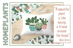 HOMEPLANTS | clip arts collection Product Image 5