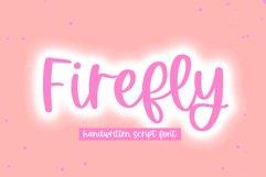Firefly - Handwritten Script Font Product Image 1