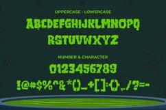 Monstarize - Horror Font Product Image 5