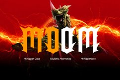 Mexicalo Game Font Product Image 5