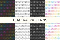 Chakra Symbols and Patterns Vector Product Image 6
