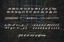 Arlen Script Product Image 2