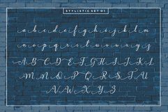 Bluebell - Calligraphy Font Product Image 10