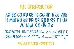 Merciful - Fun Sans Serif Font Product Image 5