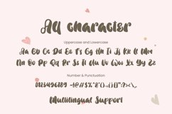 Healthy Glossy - Handwritten Font Product Image 3