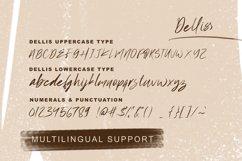Delliss Script Brush Product Image 5