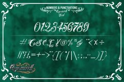 Cromwell Tattoo lettering Product Image 2