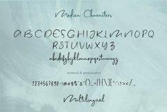 Modien - Stylish Handwritten Font Product Image 4
