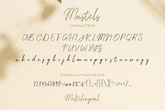 Mastels - Handwritten Script Product Image 5