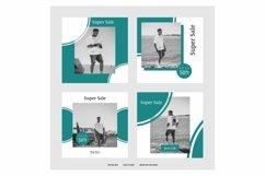 super sale media social template Product Image 1