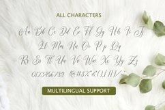 La Villette Handwriting Script Font Product Image 6