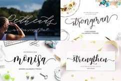 HANDWRITTEN FONTS COLLECTION Product Image 5