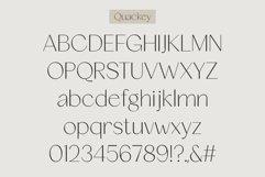 Quackey - Stylish Typeface Product Image 2