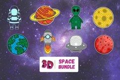3D Layered SVG Bundle | Megabundle | Mandala Product Image 5