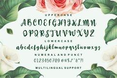 Westline - Lovely Font Product Image 4