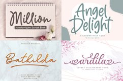 Cute and Friendly - Best seller Font Bundles Product Image 5