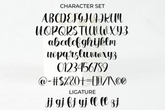 Sweet Someday Script Font Product Image 3