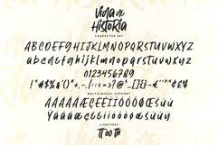 Vida de Historia - Stylish Typeface Product Image 6