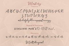 Mastury - Modern Calligraphy Product Image 4