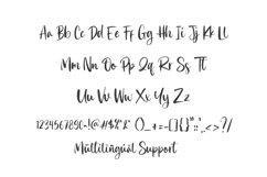 Romland - Handbrush Font Product Image 2