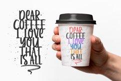 Web Font - Happiness Machine - Font Duo Product Image 5