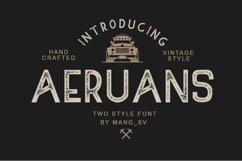 AERUANS TYPEFACE Product Image 1