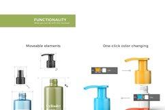 Cosmetic Bottles Mockup Vol.2 Product Image 4