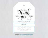 thank you tag, TOS_48 Product Image 2
