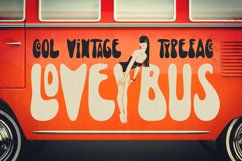 Lovebus font + graphics Product Image 1