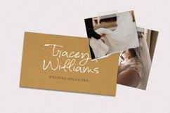 Alessia Harvey - Signature Font Product Image 9