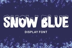 SNOW BLUE Product Image 1
