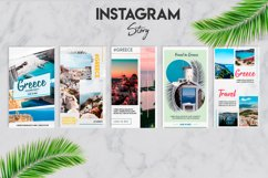 Social Media instagram travel template Product Image 5