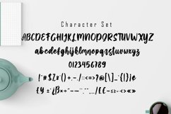 Jartails - Modern Calligraphy Font Product Image 6
