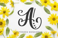 Amorah Monogram Product Image 1