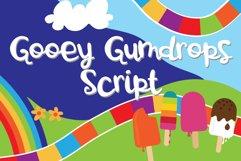 PN Gooey Gumdrops Script Product Image 1