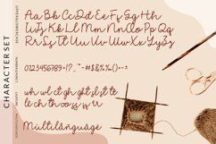 Eigha Lovely Script Product Image 5