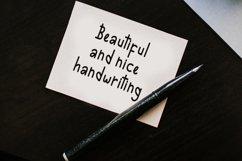 Handcraft - Modern Handwritten Font Product Image 4