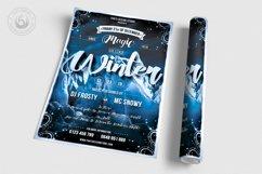 Winter Season Flyer Template V1 Product Image 3